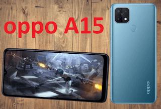 مواصفات و سعر موبايل أوبو Oppo A15 - هاتف/جوال/تليفون أوبو Oppo A15 - البطاريه/ الامكانيات و الشاشه و الكاميرات هاتف أوبو Oppo A15.
