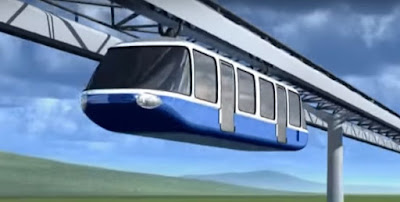 trens quebec high speed monorail