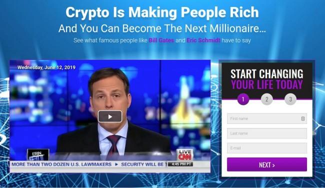 bitcoin evolution app