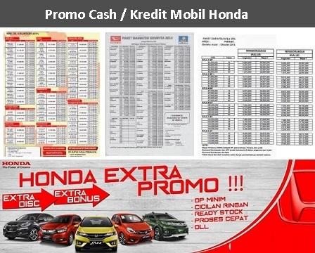 Harga Honda Brio Makassar 2021 Promo Dp Kredit Ringan Brosur Mobil