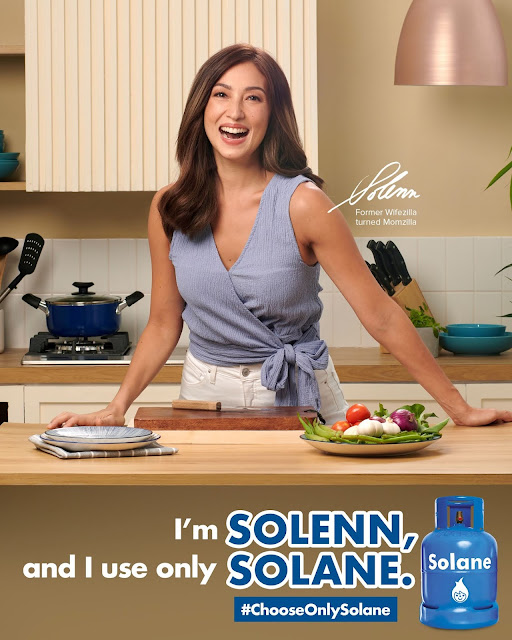 Solenn for Solane – the collab of the year is coming