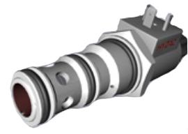 Hydac ST1 Series Valve Divider