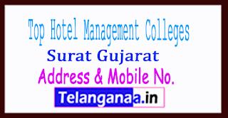 Top Hotel Management Colleges in Surat Gujarat