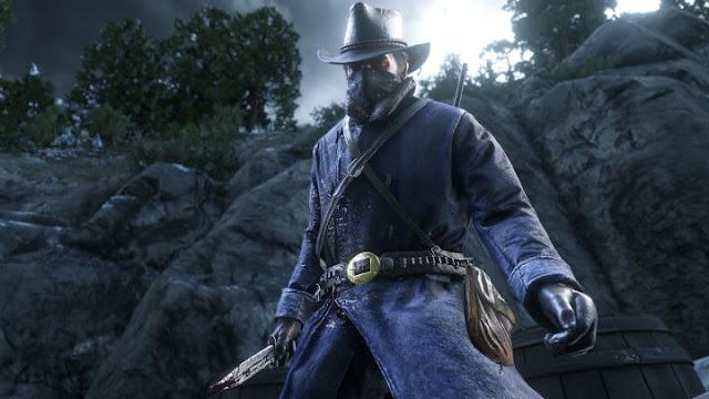 تقييمات المواقع العالمية للعبة Red Dead Redemption 2 و إجماع كلي على أنها أسطورة ألعاب العالم المفتوح ..