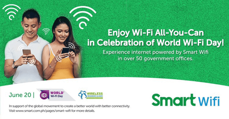 In over 50 govt offices nationwide, PLDT gives FREE unlimited fiber-fast internet access today, June 20!