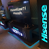"Hisense Launched Its First 100"" 4K Laser TV"