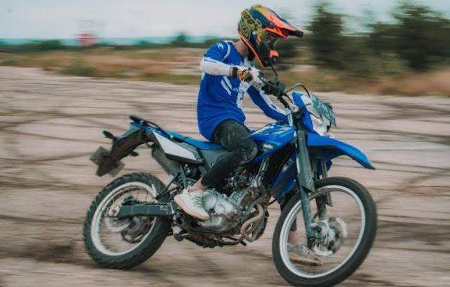 Maliki Coba WR155R