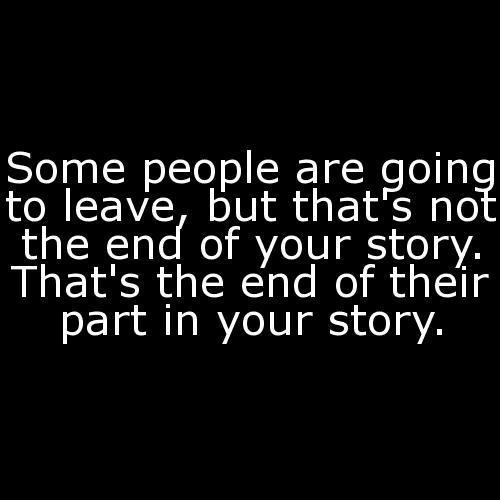New Relationship Love Quotes: People Leaving Your Life Quotes. QuotesGram