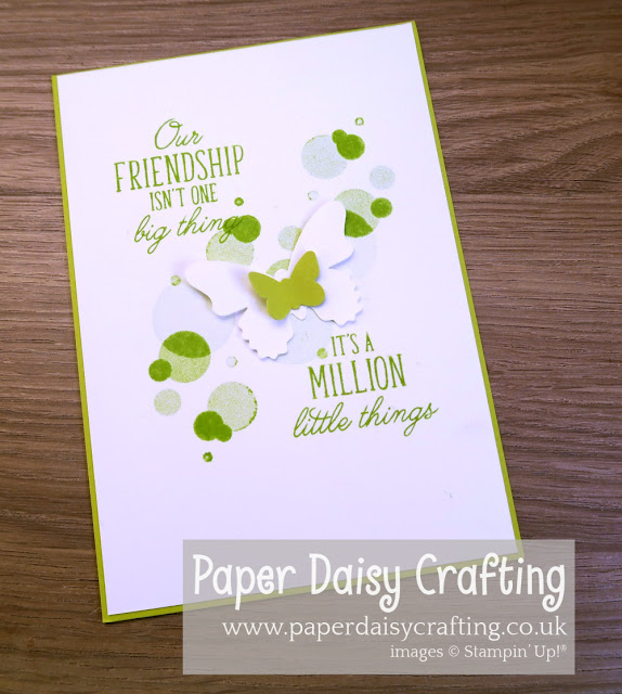 butterfly gala beauty abounds Stampin Up