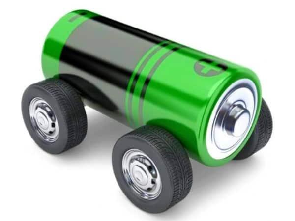 بطاريات السيارات الكهربائية