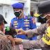 Tinjau Serbuan Vaksinasi, Wakapolda Banten Ajak Untuk Selalu Pakai Masker