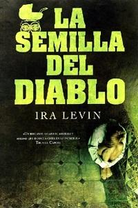 Portada de La semilla del diablo, de Ira Levin