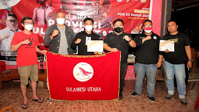 Maramis dan Makalalag Wakili Sulut di Pra PON e-Football PES 21 Regional Sulawesi