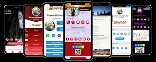 Bespoke Digital Business Card