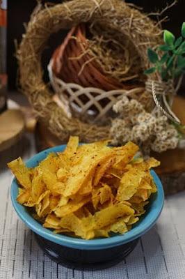 Keripik Pinoh Yuju Chips, Camilan Asli Kalimantan Barat