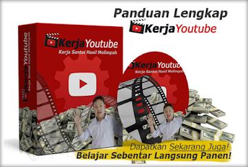 Cara Berpenghasilan Ribuan Dollar di Youtube