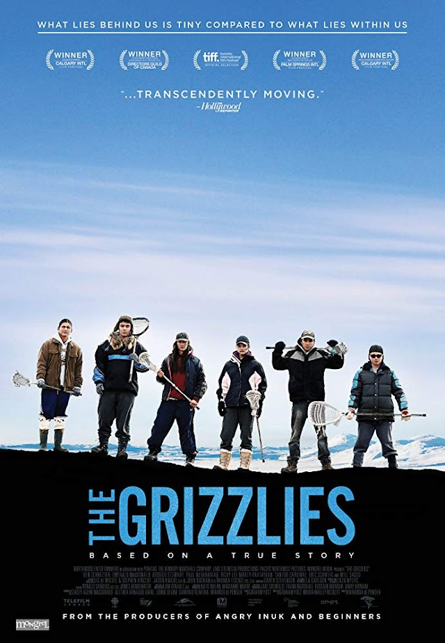 The Grizzlies (2019) 480p English HDRip x264 AAC 300MB