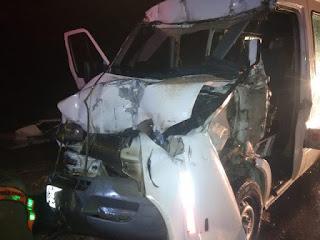 Acidente em Garanhuns deixa motorista ferido, nesta quinta 01 de agosto