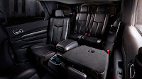 The New 2014 Dodge Durango interior
