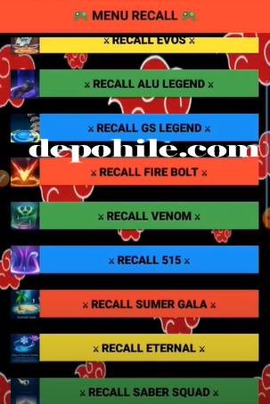Mobile Legends Tegal Injector Oyunda Olmayan Skin Hilesi Apk
