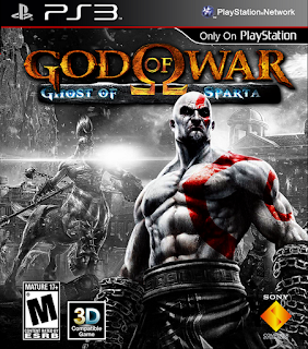 God of War Ghost of Sparta HD PSN