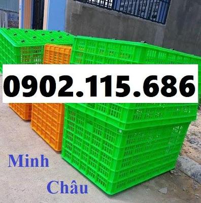 S4 Sọt nhựa 26 bánh xe, thùng nhựa 26 bánh xe, sọt nhựa HS015, sọt nhựa cỡ lớn, sọt nhựa kéo