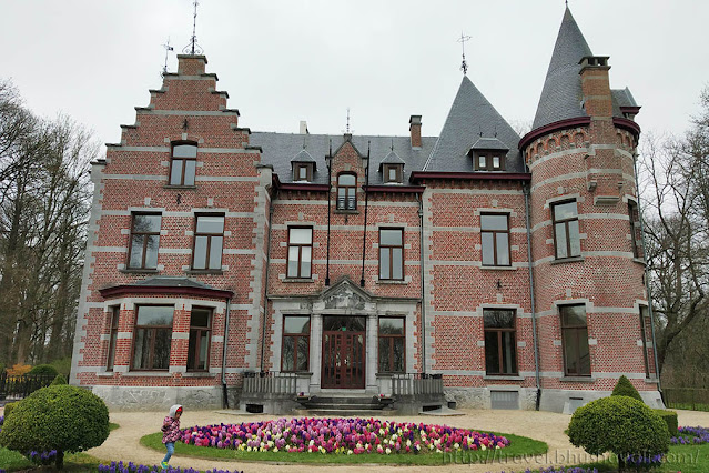 Belgium Fairytale Castles Groenenberg Castle