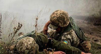 На Донбасі загинули ще 2 українських військовослужбовців