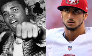 """Muhammad Ali's Ex-Wife LEVELS #Kaepernick With FIVE Choice Words"""