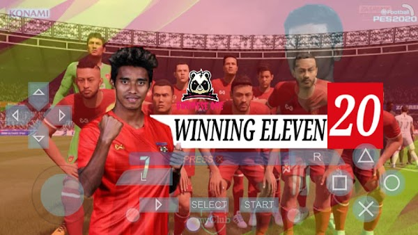 Winning Eleven 20 PES 06 | PPSSPP Android Download