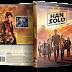 Han Solo: Uma História de Star Wars DVD Capa
