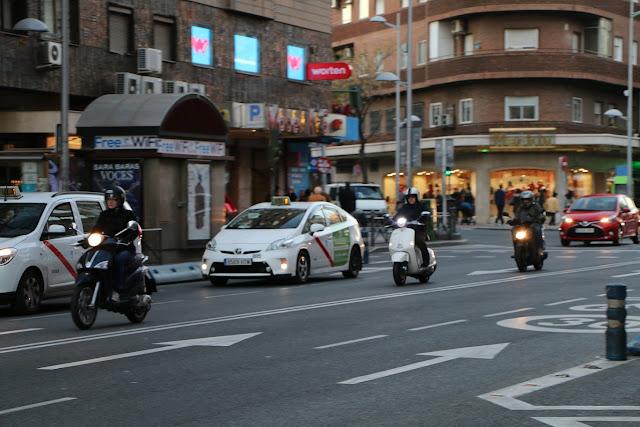 Motos-Madrid