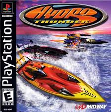 Hydro Thunder - PS1 - ISOs Download