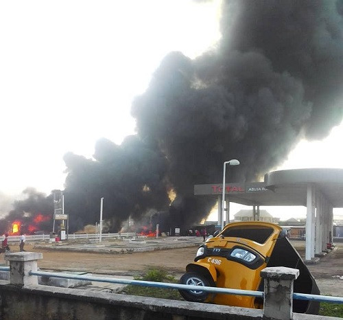 Many  dies as petrol tanker goes up in flames in Lokoja