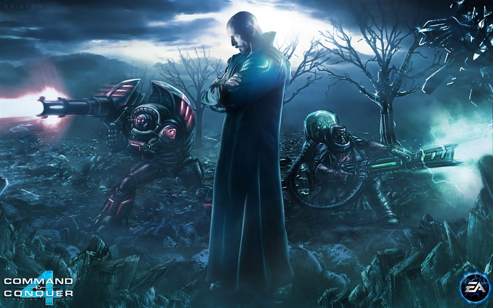Command and Conquer 4 Tiberian Twilight Download Poster