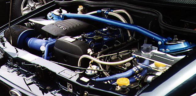Максимальная мощность MK5 Эскорт RS Cosworth 227 л.с