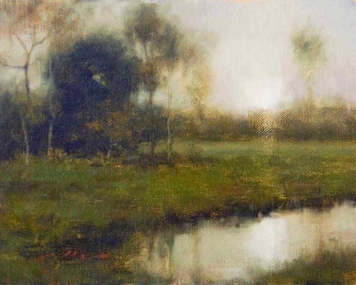 Современный британский художник. Matthew J Cutter