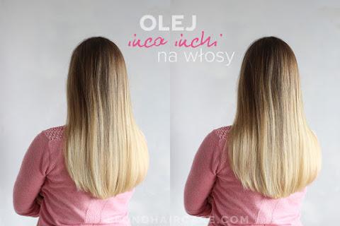 Olej inca inchi - jak sprawdził się na moich włosach? - czytaj dalej »
