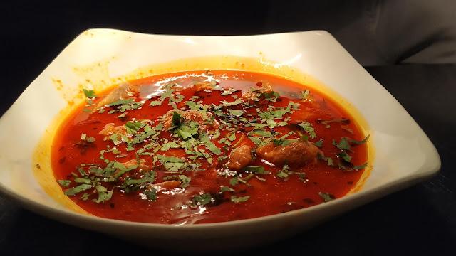 Mutton Rogan Josh gravy  Restaurants hotels