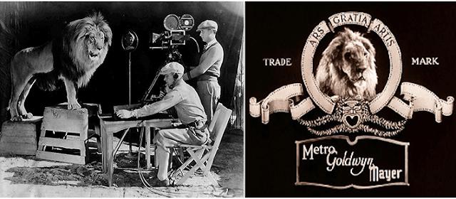 MGM'nin Maskotu Aslan Hakkında İlginç Hikaye