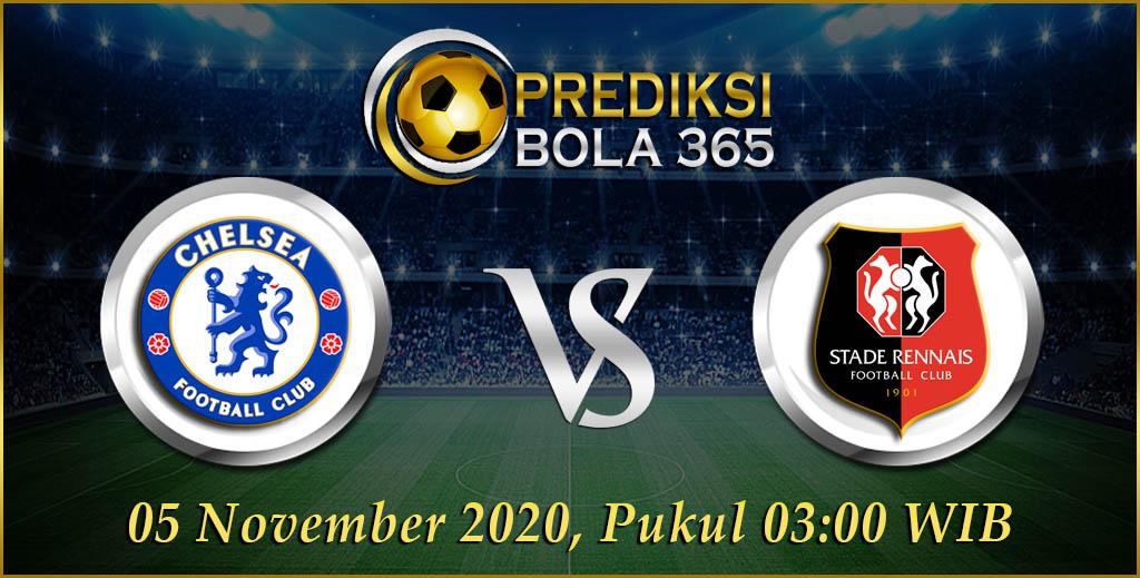 Liga Champions Chelsea Vs Rennes Hari Kamis 05 November 2020