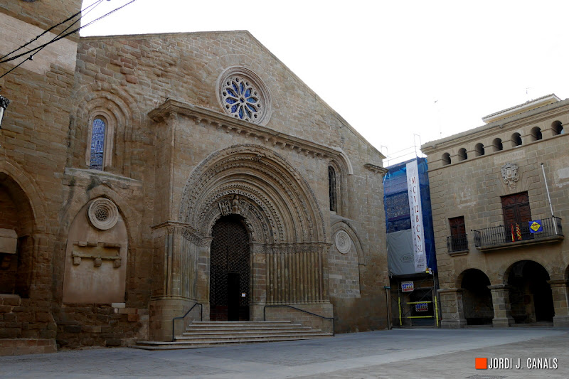 Refugi Antiaeri de l'església de Santa Maria d'Agramunt