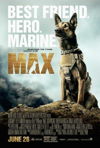 Max [2015] [DVDR] [NTSC] [Latino]