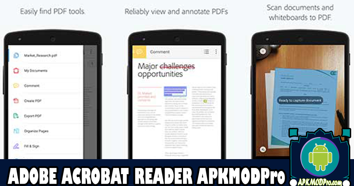 adobe reader acrobat apk
