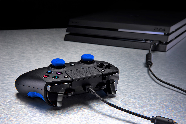 Razer Raiju Gaming Controller For PS4 - HOME - DEXT Technologies