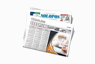 iklan les privat di koran Solopos
