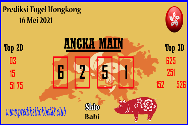 Bocoran Togel Hongkong 16 Mei 2021