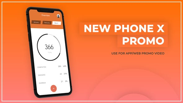 Phone X Promo[Videohive][After Effects][20709727]