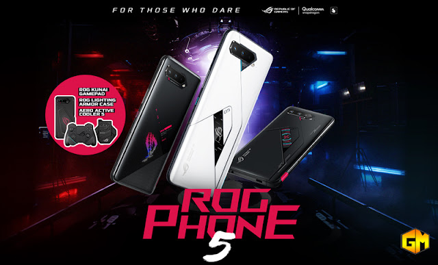 ROG Phone 5 Ultra 18GB RAM