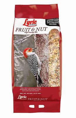 Lyric Fruit & Nut High Energy Wild Bird Mix